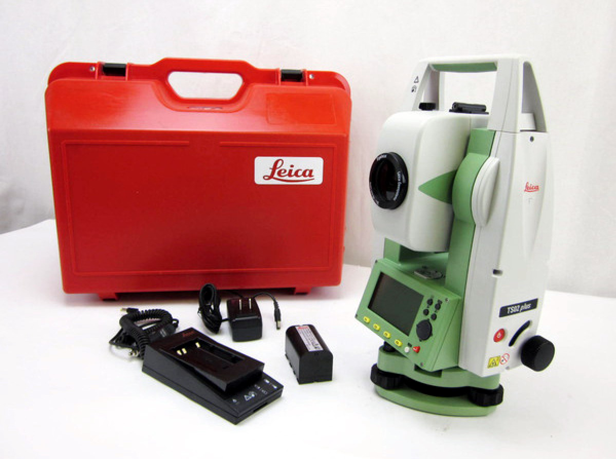 Leica/Totalstation/توتال استیشن لایکا TS02.R500